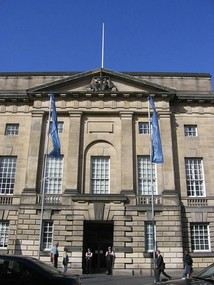 The High Court of Justiciary—the supreme criminal court of Scotland