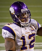 Percy Harvin was traded by the Vikings to the Seahawks