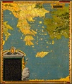10th Map of EuropeMacedonia, Achaea, the Peloponnesus, and Crete