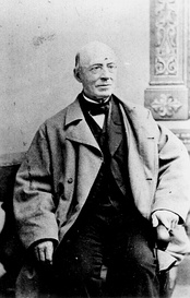 William Lloyd Garrison (1805–1879), publisher of the abolitionist newspaper The Liberator and one of the founders of the American Anti-Slavery Society.