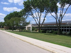 Winnebago Lutheran Academy, a Lutheran high school of the Wisconsin Evangelical Lutheran Synod (WELS)