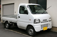 1999–2002 Suzuki Carry truck