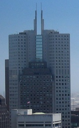 TPG's San Francisco offices at 345 California Street