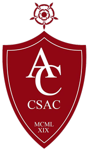 Coat of arms for the Alcuin CSAC