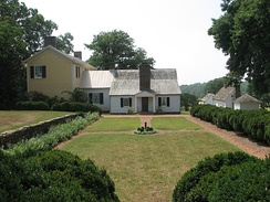 United States President and Governor of Virginia James Monroe's home, Ash Lawn-Highland, is located in Albemarle County.