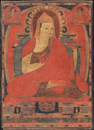 Atisha was one of the most influential Buddhist priest during the Pala dynasty in Bengal. He was believed to be born in Bikrampur
