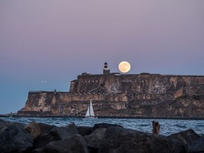 Castillo San Felipe del Morro at San Juan National Historic Site