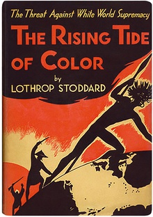 Dust jacket, first edition of The Rising Tide of Color Against White World-Supremacy.jpg