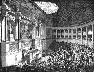 The Chamber of Deputies (1843)