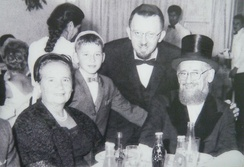 Mexican Jews of Polish descent in 1961