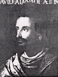 Dawit II (Lebna Dengel), Emperor of Ethiopia (r. 1507–1540) and a member of the Solomonic dynasty