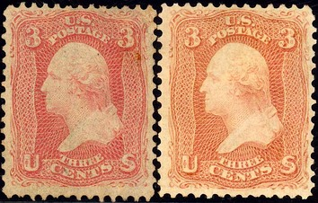 Issue of 1861