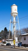 Elk River Water Tower