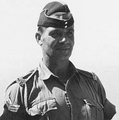 Sgt. Alfred Holmes of the Gibraltar Regiment (1931 - 1994).
