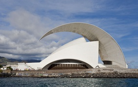 Auditorio de Tenerife, Canary Islands, Spain..