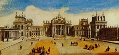 Blenheim Palace is completed.