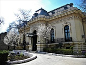 The Assan house from Bucharest (Romania), by Ion D. Berindey and built in the French Neoclassic between 1906 and 1914