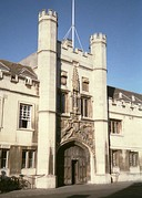 Christ's College Gatehouse