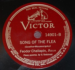 RCA Victor Red Seal Records label, 1930s