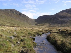 Hare's Gap, Mourne Mountains