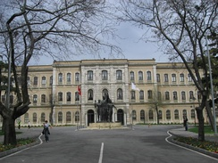 Istanbul University was founded in 1453 as a Darülfünûn. On 1 August 1933 it was reorganised and became the Republic's first university.[396]