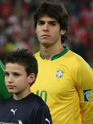 Kaká was named the FIFA World Player of the Year 2007.[184]