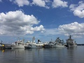 Guest Marine Ships at Kiel Week