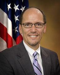 Thomas Perez, 26th United States Secretary of Labor