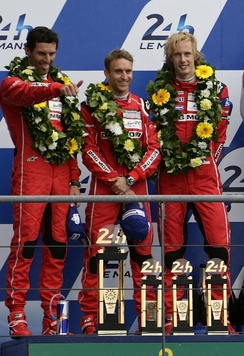Mark Webber, Timo Bernhard, and Brendon Hartley won the Drivers Championship
