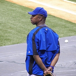 Randolph with the Mets