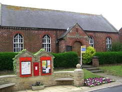 The Wesleyan Chapel in Bradbury, built in 1895 and offered for sale in 2006