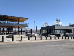 Exterior of the CHS Field