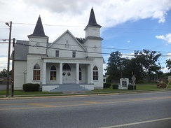 First African Baptist Church and Parsonage