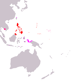Spanish possessions in Asia and Oceania