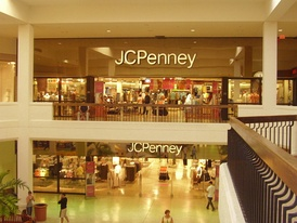 J. C. Penney in Aventura Mall in Aventura, Florida in February 2006.