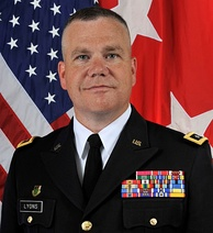 Judd H. Lyons, Deputy Director, Army National Guard, 2013–2015.