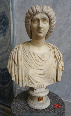 Bust of Julia Domna