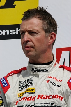 Matt Neal (pictured in 2012), the 2011 Drivers' Champion