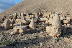 Sanctuary of Commagene Kings on Mount Nemrut (1st century BC)