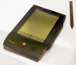 The Newton was Apple's first foray into the PDA markets, as well as one of the first in the industry. Despite being a financial flop at the time of its release, it helped pave the way for the PalmPilot and Apple's own iPhone and iPad in the future.