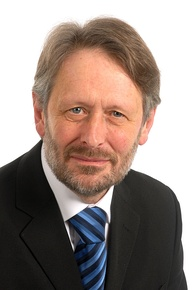 Sir Peter Soulsby, the first and current directly elected mayor of Leicester
