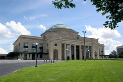 The Science Museum of Virginia is one of the popular museums in Richmond, Virginia.