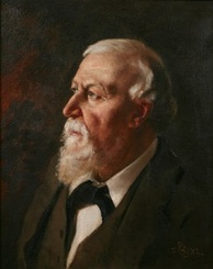 Robert Browning, a key influence of the founders