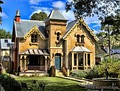 Ruessdale, 1868, High Victorian, Glebe Point, New South Wales