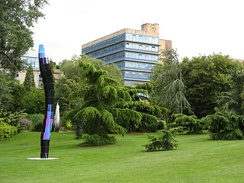 Stag Hill is the University of Surrey's main campus.