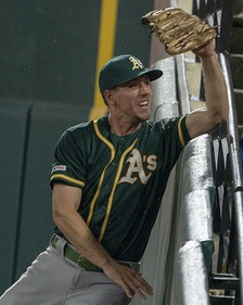 Y-D's Stephen Piscotty wore the CCBL batting crown in 2011
