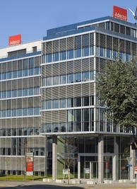Adecco headquarters in Opfikon