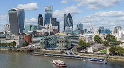"The City of London (the ""Square Mile"") is one of the oldest financial centres.  London is ranked as one of the largest International Financial Centres (""IFC"") in the world."