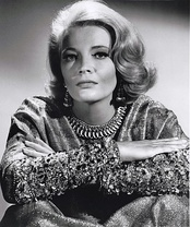 Gena Rowlands, Outstanding Supporting Actress in a Miniseries or Movie winner
