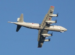 Japan Maritime Self-Defense Force P-3C